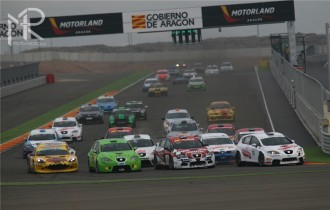 Aleix Espargaro vyhrál na Motorlandu Aragon