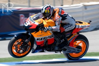 GP Indianapolis  1. trénink MotoGP