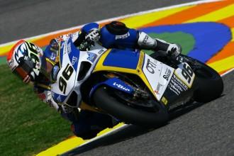 Grand Prix Valencie - WSBK, 1. závod