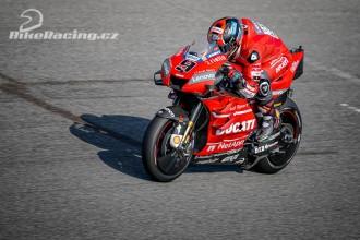 Jezdci Ducati po testech v Misanu