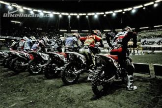 Monster Energy Genova SX