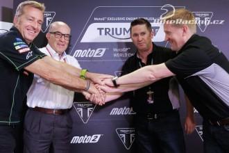 Poncharal: Triumph posune Moto2 dál