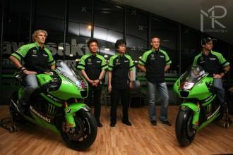 Povzbudivé výsledky pro Kawasaki