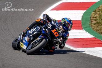 První MotoGP body pro Mariniho