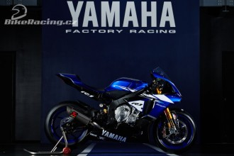 Yamaha se vrací do WSBK 2016