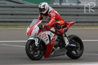 Matěj Smrž výborně zahájil na Nürburgringu
