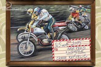 ME Classic Motocross - Horní Újezd