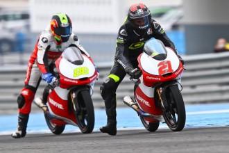 Test Moto2, Moto3 Jerez – čtvrtek