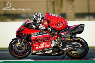 U Ducati pokračovali v progresu