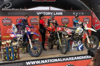 AMA National Hare and Hound: Lucerne Valley