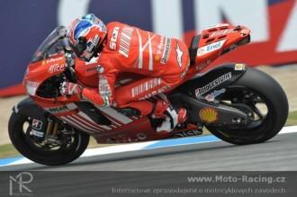 Ducati vyzdvihla Rossiho výkony v testech