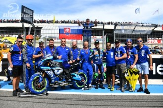 Maco Racing Team na Bol d´Or v top 10