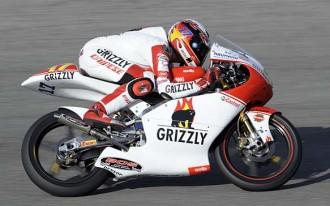 GP Číny 125  1. kvalifikace