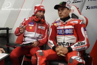Lorenzo: Ducati se soustředí jen na motor