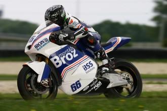 Montáže Brož Racing Team na Slovakiaringu