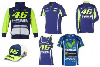 Nová kolekce oblečení Valentino Rossi 2017
