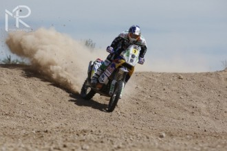 Rally Dakar 2010  6. etapa