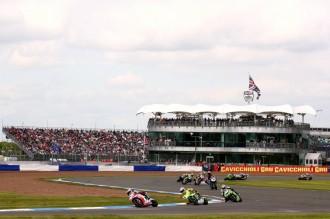 V roce 2010 na Silverstone