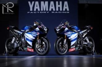 Yamaha představila zbarvení své R1