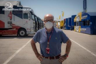 Ezpeleta: Počítáme s 18 Grand Prix