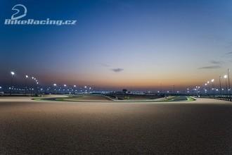 MotoGP test Katar 2020 - sobota