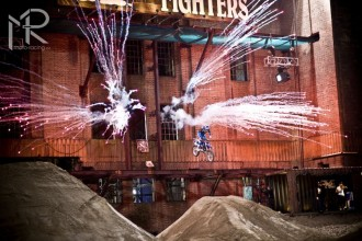 Red Bull X-Fighters London (fotogalerie)