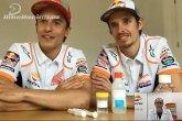 Bratři Márquezové vyrábějí dezinfekci