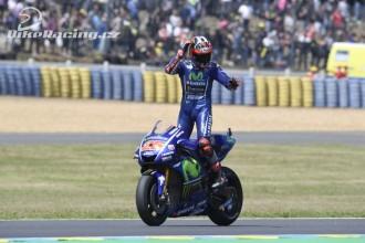 GP Francie - neděle