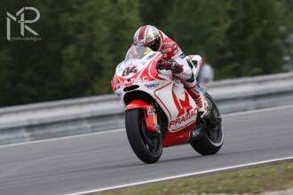 Pasini testoval Pramac Ducati GP9