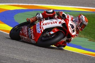 Grand Prix Valencie - WSBK, 2. závod