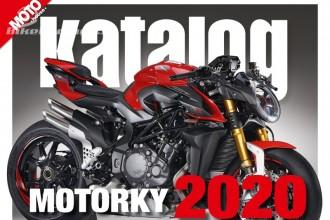 Motohouse katalog motorek a čtyřkolek 2020