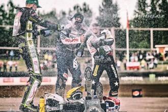 Speedway Grand Prix Švádska – Hallstavik