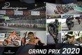Nástěnný kalendář Grand Prix 2020