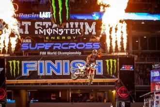 AMA/FIM Supercross 2020 – Arlington 1