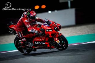 Čtvrté a šesté místo pro Ducati