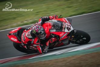 Ducati testovala v Misanu