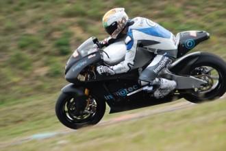 Inmotec MotoGP testuje