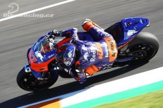 Lecuona pokračuje v seznamování s MotoGP