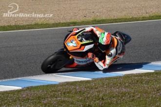 Test Moto2 a Moto3 v Jerezu – úterý