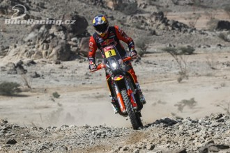 Rally Dakar 2021: 1. etapa