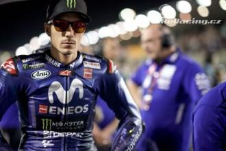 Vinales: Doufám, že Rossi zůstane