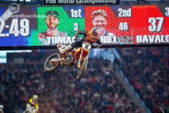 AMA/FIM Supercross – zrušeno pět závodů