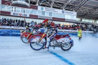GP Ice Speedway 2020 – Togliatti (neděle)
