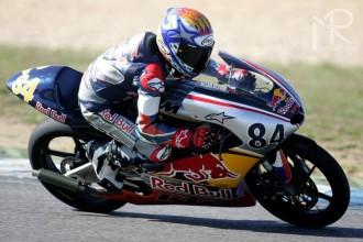 Jakub Kornfeil je připraven na Jerez