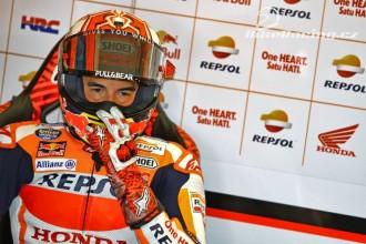 Márquez: Chceme i třetí titul