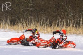 MČR Ice Speedway  Růžená