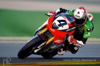 Test 125/Moto2 Jerez  neděle
