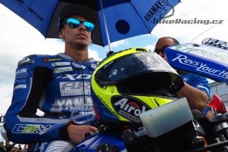 Viñales a Sabatucci za Viñales Racing Team