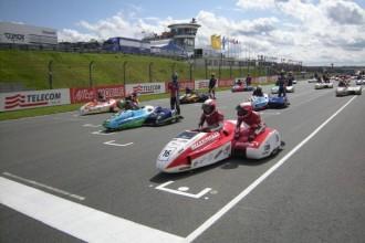 MS Sidecar  Sachsenring