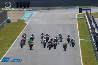 Test 2 MotoE Jerez – Aegerter vyhrál závod
